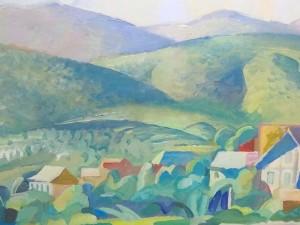 Сюжеты челябинских художников напомнили о Крыме