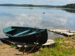 «Пуповина» держит два озера в курортном краю на Южном Урале