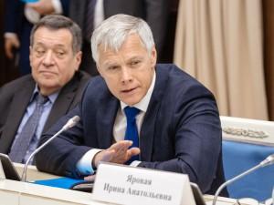 Депутат Гартунг упрекнул Набиулину в росте ставок кредитов для промышленности