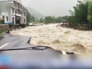 12 человек погибли в результате ливней в Китае