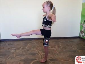 Пятилетняя гимнастка из Челябинской области попала в Книгу рекордов России