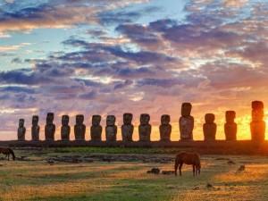 Древние легенды острова Пасхи оказались правдой