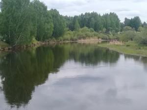 Река Миасс перед Челябинском оказалась «ближе к природе»