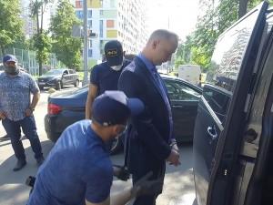 За что задержан советник главы «Роскосмоса»