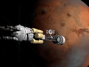 Грибок из Чернобыля спасет поселенцев Марса от радиации