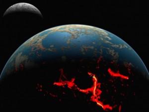Наша планета дала трещины, но не так, как предполагали ученые