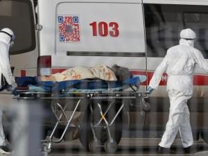 Растет смертность от коронавируса в России