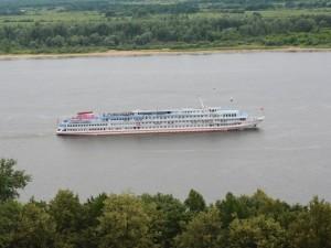 Река Волга ослабела с времен Горького?