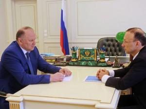 Полпред президента России и руководитель РМК подвели промежуточные итоги работы в период пандемии