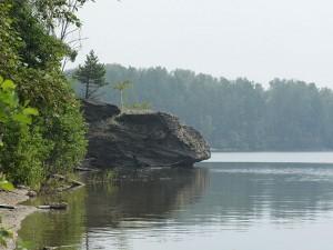 По следу «Зубра» - на берег озера близ Миасса