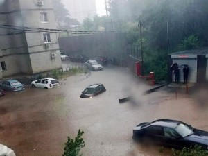 Ростов-на-Дону затопило
