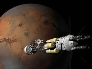 Две планеты по цене одной: ученые предлагают лететь на Марс через Венеру