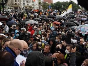 Хабаровские протесты расползутся по Дальнему Востоку, допускает политолог