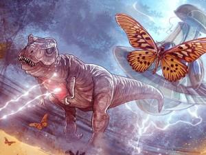 «Эффект бабочки» не работает при путешествиях во времени в квантовом мире