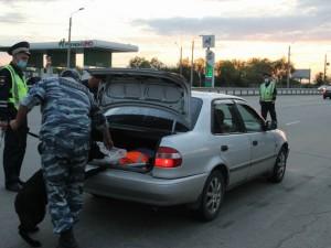За одну ночь раскрыли 133 преступления и изъяли 800 грамм наркотиков южноуральские полицейские