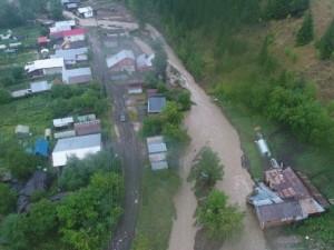 По 15 тысяч рублей получит каждый житель Нижних Серег компенсацию после наводнения