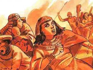 Вторжения загадочных гиксосов в Египет не было, говорят ученые