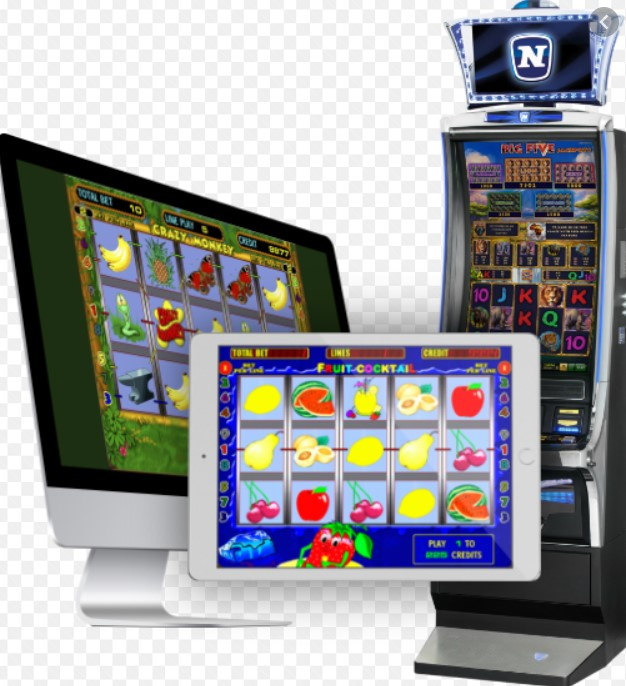 Игровые автоматы Новотех: софт для вашего бизнеса