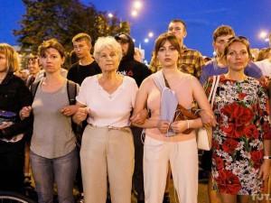 Общенациональный Марш Свободы намечен в Минске на воскресенье