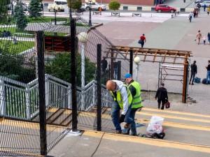 Зоной строгого режима назвал блогер Варламов челябинский вокзал