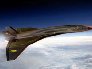 За 90 минут от Нью-Йорка до Парижа обещает долететь гиперзвуковой Air Force One