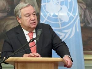 Генсек ООН призвал к диалогу в Беларуси. Но Лукашенко к диалогу явно не готов