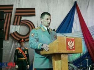 В Сирии погиб генерал и организатор первого чемпионата по танковому биатлону на Урале
