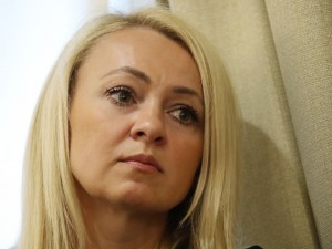 Рудковская заплатит за имя анонима, назвавшего ее бабушкой