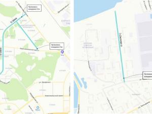 Первые велодорожки появятся в Челябинске