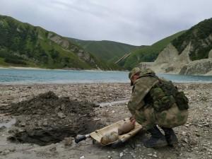 Пять авиабомб обезвредили в Чечне