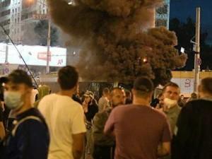 Что взорвалось в Минске?