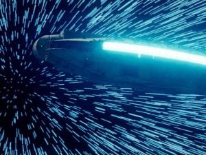 NASA показало ролик о полетах на субсветовых скоростях (видео)