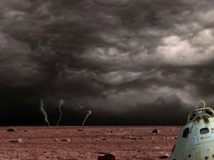 Сильные ливни на Марсе - это только часть большой головоломки
