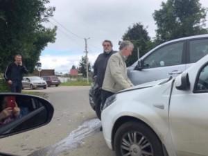 Ширвиндт попал в ДТП. Пострадала женщина