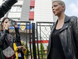 Колесникова отказалась покинуть территорию Беларуси, несмотря на давление режима Лукашенко