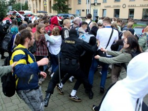 450 фактов пыток в Беларуси в отношении протестующих зафиксировала ООН