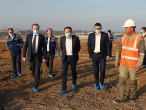 На челябинской свалке побывали губернатор Челябинской области и гендиректор «Росатома»
