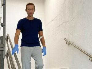 У Навального были проблемы с памятью