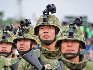 Следить за НЛО официально приказано японским военным