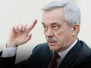 Путин принял отставку Евгения Савченко с поста губернатора Белгородской области