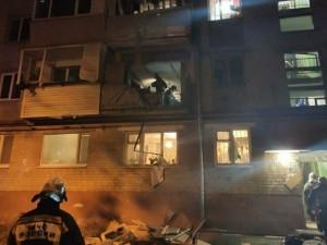 Газ взорвался в жилом доме в Тюмени