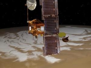 На Марсе нашли гигантскую сеть скрытых под поверхностью озёр