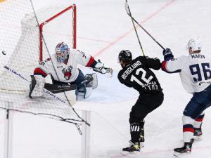 Третью подряд победу в КХЛ одержал челябинский «Трактор»