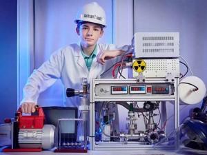 Школьник построил термоядерный реактор у себя дома, и он работает (видео)
