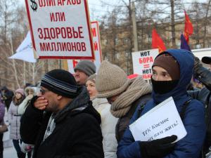Митинги у правительства, церквей, школ, больниц и стадионов разрешат проводить свердловские депутаты