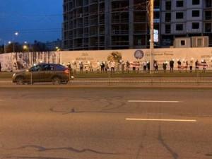 11 протестующих медиков задержаны в Минске