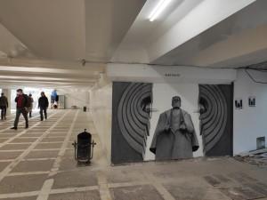 В челябинском переходе разрисовывают стены. Не разрушат ли эту галерею «мастера» граффити?