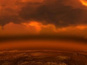 В облаках Венеры зарождается жизнь?