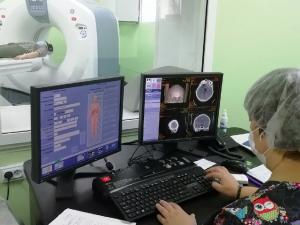 Новый кабинет компьютерной томографии появился в больнице Миасса