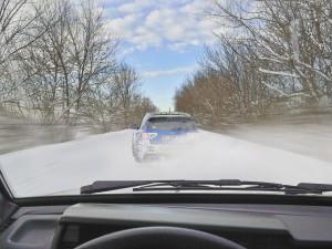 О мокром снеге и гололеде предупредили москвичей